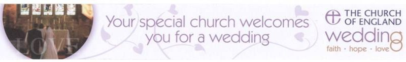 Weddings at St. Andrew's Church Coniston