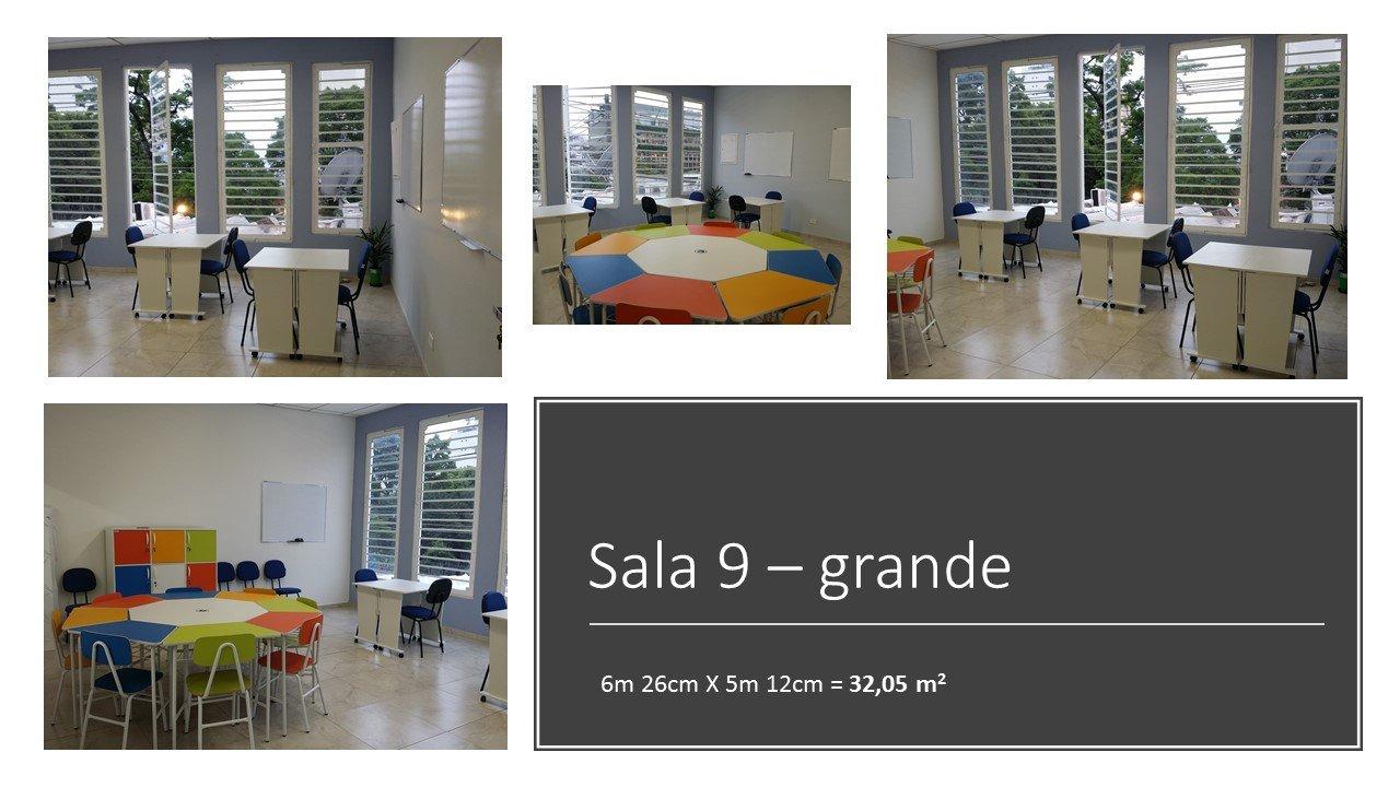 Sala Grande - 32,05 m2