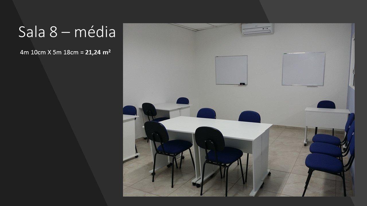 Sala Média - 21,24 m2