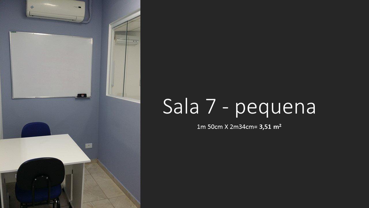 Sala Pequena - 3,51 m2
