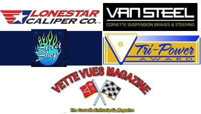 CORVETTE CHEVY EXPO SPONSORS
