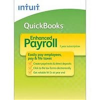 quickbooks payroll, quickbooks basic payroll, quickbooks enhanced payroll, quickbooks online payroll, intuit online payroll,