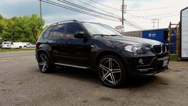 Black SUV RIMS