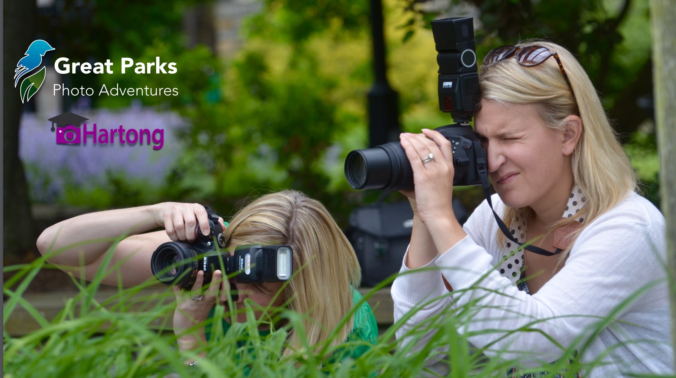 monthly photo walks with Great Parks of Hamilton County