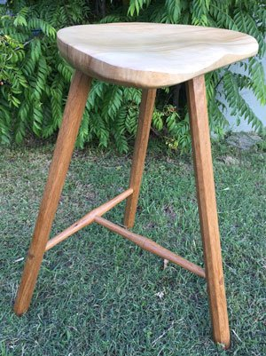 Elegant Perching Stool