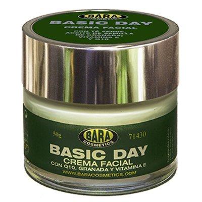 Hidratante facial Basic Day