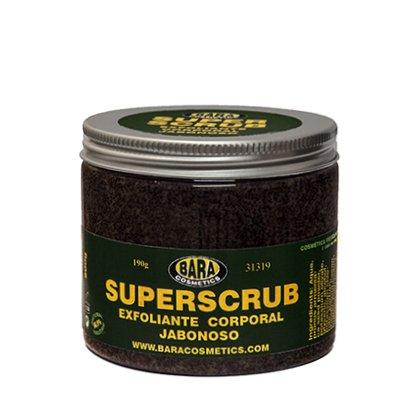Exfoliante jabonoso Superscrub