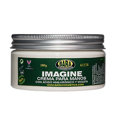 Crema para manos Imagine