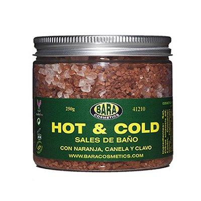 Sales de baño Hot & Cold