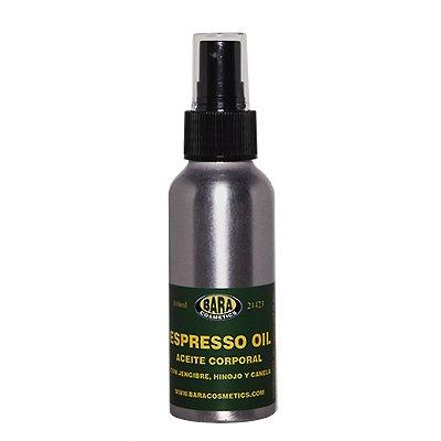 Aceite corporal Espresso oil