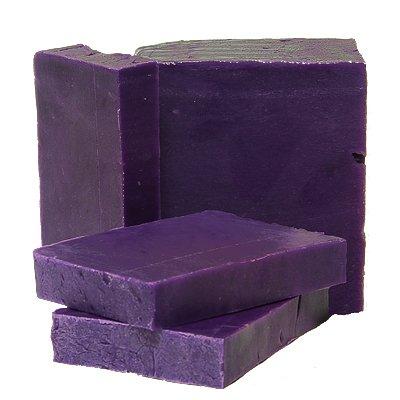 Jabon artesanal Ramito de violetas