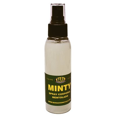 Spray corporal Minty
