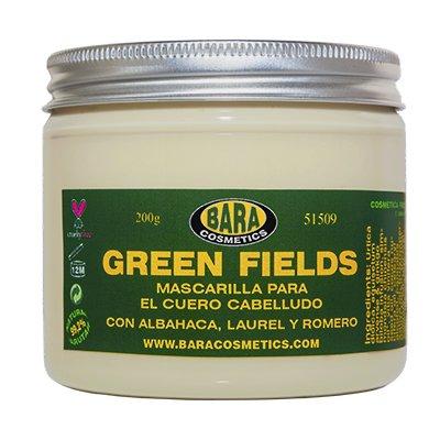 Mascarilla cuero cabelludo Green fields