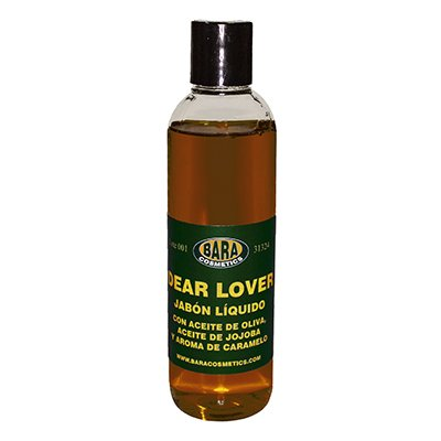 Jabon liquido de aceite de oliva Dear lover