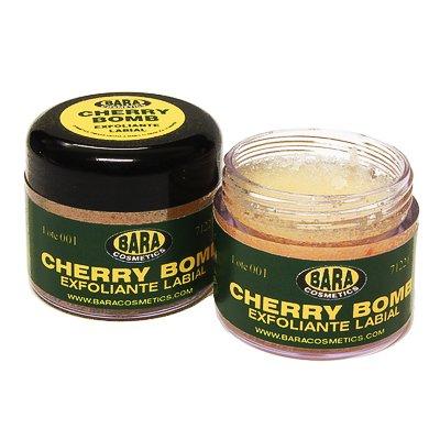 Exfoliante labial Cherry bomb