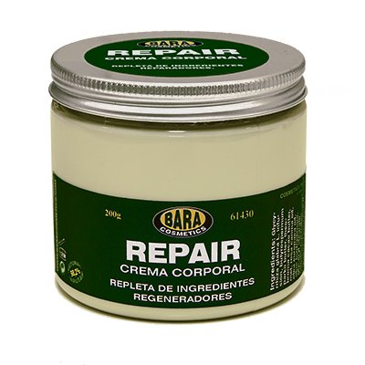 Crema corporal Repair