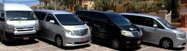 Airport taxi to Riu Montego Bay