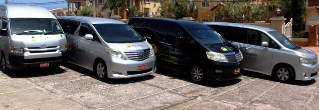 Airport Transfer to Hyatt Montego Bay