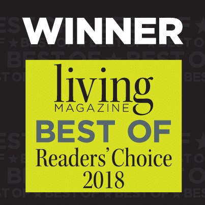 Living Magazine 2018 Reader Choice Best Of Winner