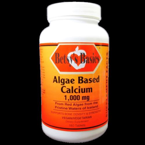 Betsy_s Basics Algae Based Calcium