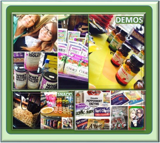 Betsy's Wellness Wednesday offers demos, samples, and snacks
