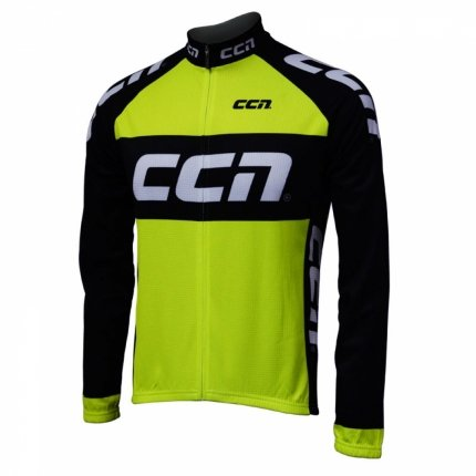Bicycle Long Sleeve Jersey Front
