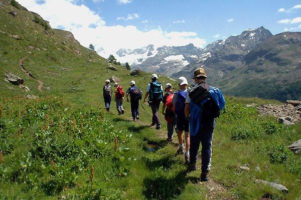 Trekking, passeggiate e alpinismo in Valpelline