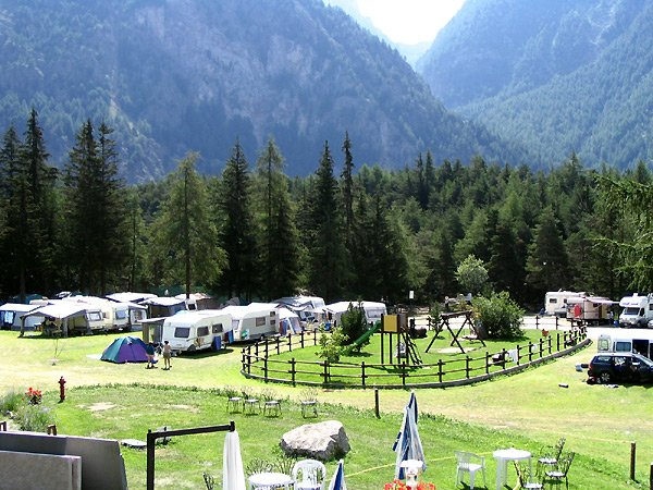 Il Camping Lac Lexert