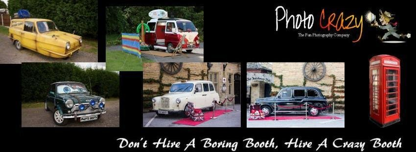 Some Quirky and unique photo booths for hire