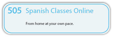 Spanish Classes Online