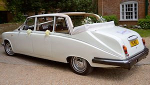 Convertible Daimler Landaulette
