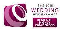 Wedding Industry Award 2015