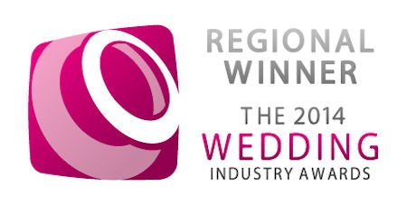 Wedding Industry Award 2014 Regional Winner