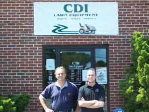 CDI Lawn Equipment Store - Joe and Dan Iannella