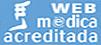 logo web medica acreditatda