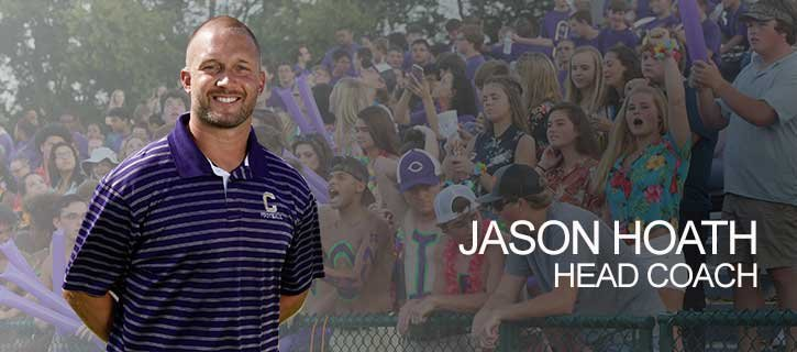Head Coach Jason Hoath