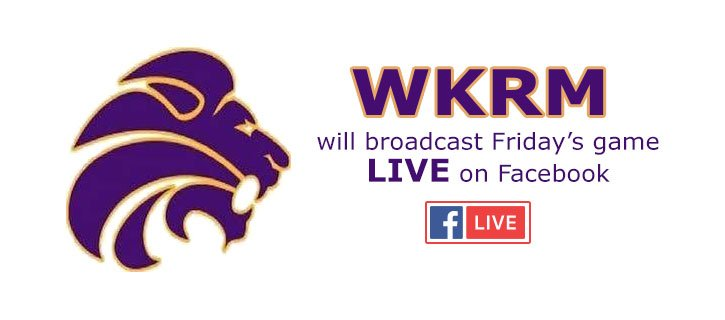 WKRM and Facebook Live