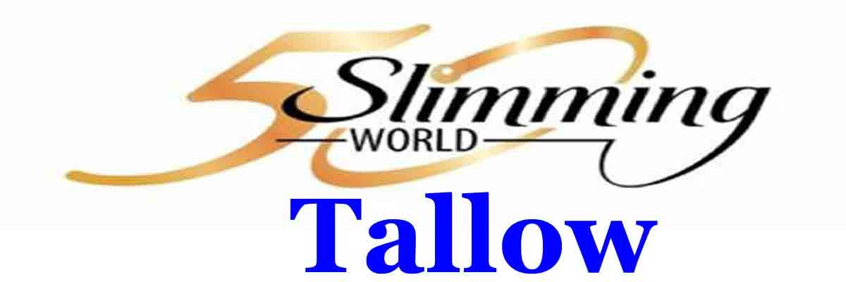 slimming world tallow