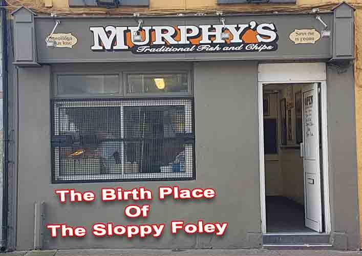 Murphy's Chipper Cork City