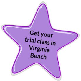 Get your trial class in Virginia Beach