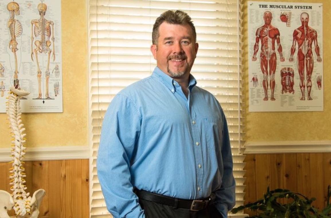 Dr. Kevin Healy of KC Chiropractic & Wellness