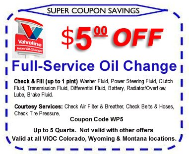 VIOC $5 Off Coupon