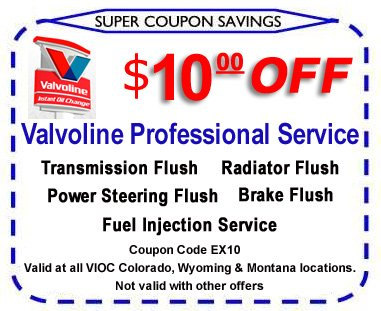 VIOC $10 Off Coupon