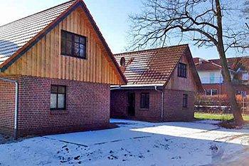 Ferienhaus, Friesenkate, Schortens-Accum