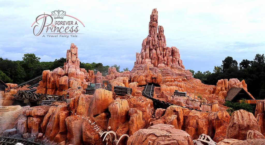 Big Thunder Mountain Railroad at Disney's Magic Kingdom