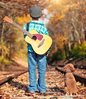Can Your Dog Play Guitar?