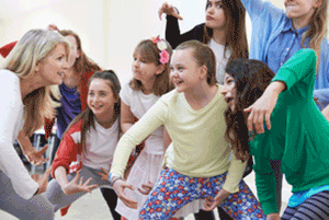 Acting & Drama Lessons at the Frisco School of Music & Performing Arts
