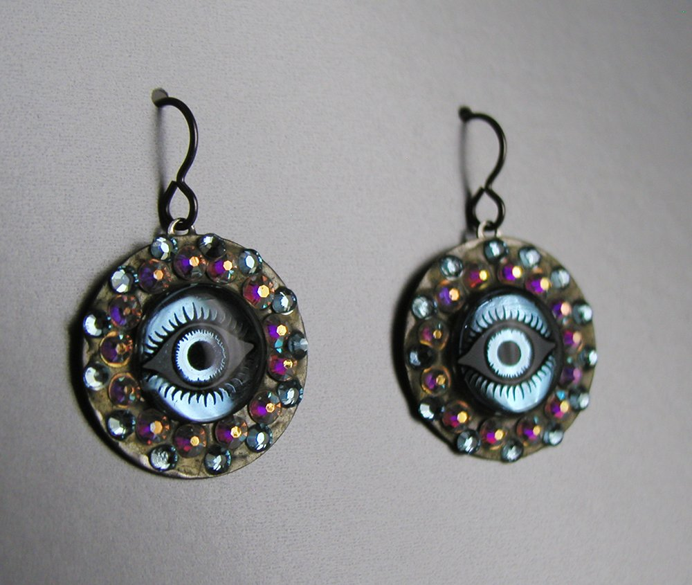 vintage eyes and ab sparkle