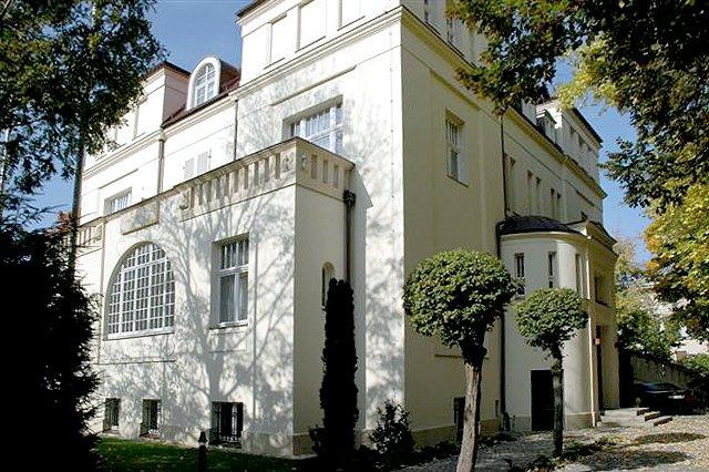 Gästehaus Leipzig - Außenansicht