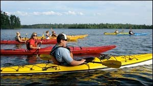 KAYAK / CANOE FLOAT CLUB